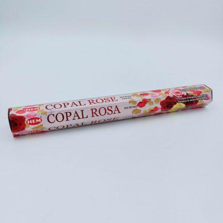 Hem Copal-Rosa indiai füstölő/Hem Copal,Rózsa