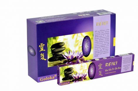 Goloka Reiki Timelesshess-Időtlenség masala füstölő