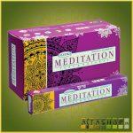 Deepika Meditation Masala Füstölő