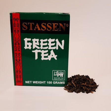 Stassen Green-Zöld  szálas Tea