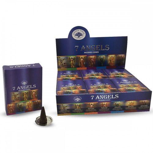 Green Tree-7 Angels-Hét Arkangyal- Masala KúpFüstölő