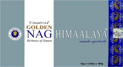 Golden Nag Himalaya Masala Füstölő