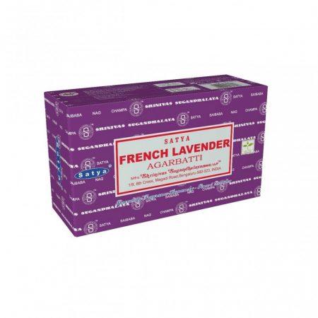 French Lavender-Francia Levendula  Satya Maszala Füstölő