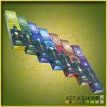 Wonder Aroma 7 Chakras  Füstölők