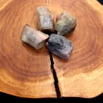 Turmalin színes nyers ásvány