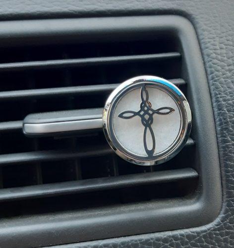 Autós Diffúzor-Kelta Kereszt