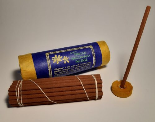 Ősi Tibeti Nag Champa-füstölő