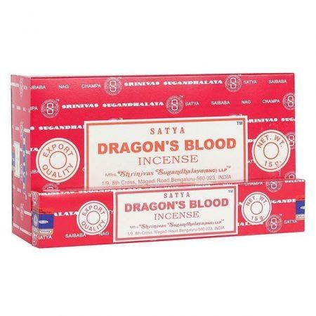 Satya Dragon's Blood-Sárkányvér/Indiai Masala Füstölő