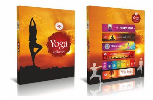 Green Tree-Yoga Collection-Jóga Kollekció Masala Füstölő csomag
