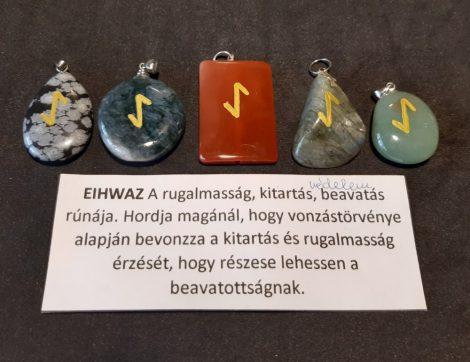 EIHWAZ-Rúna medál