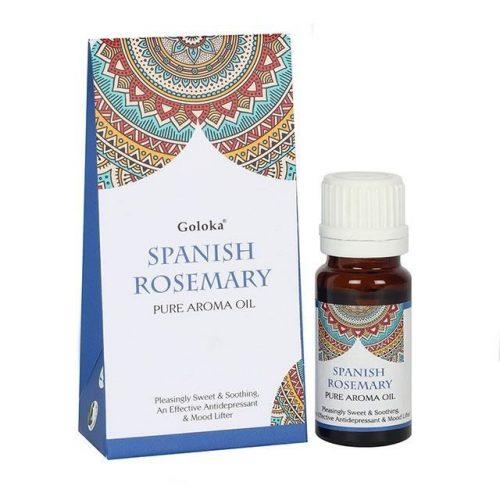 Goloka Spanish Rosemary-Spanyol Rozmaring aromaolaj