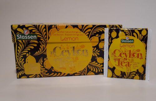 Stassen Citrom  Tea filteres