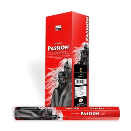Darshan kollekció-Passion indiai füstölő