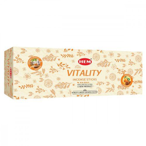 Hem Vitality Aromatherapy indiai füstölő/Hem Életerő