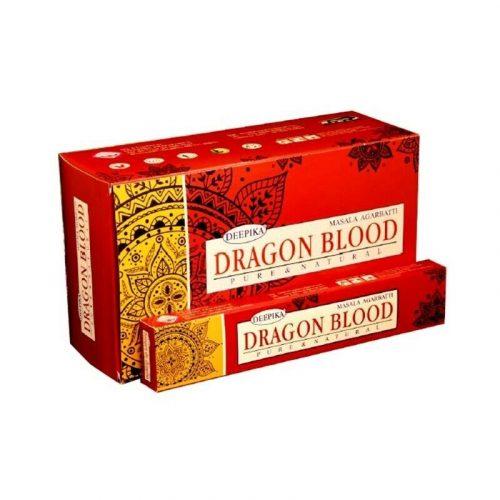 Dragon Blood-Sárkánvvér-Deepika Masala Füstölő