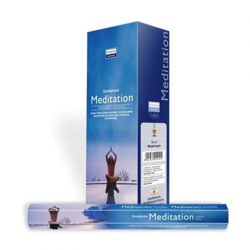 Darshan kollekció-Meditation indai füstölő