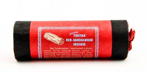 Ősi Tibeti Red Sandalwood-Vörös Szantál Füstölő