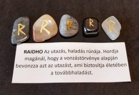 RAIDHO-Rúna talizmán