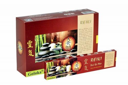 Goloka Reiki Enlightenment-Megvilágosító,felébresztő masala füstölő