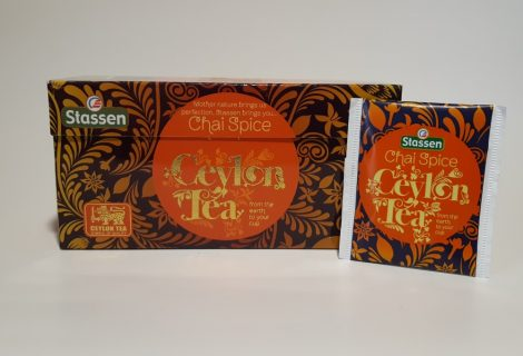 Stassen Chai Spice-Fűszeres Tea filteres