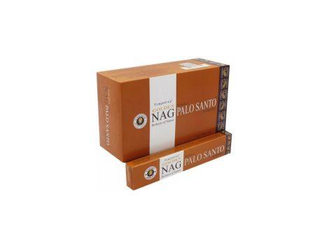 Golden Nag Palo Santo Masala Füstölő