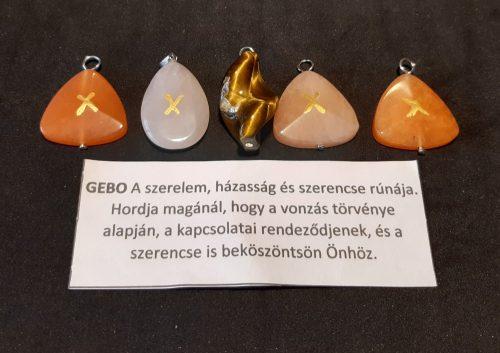 GEBO-Rúna medál