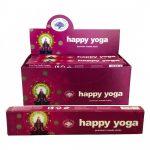 Green Tree-Happy Yoga-Boldog Jóga Masala Füstölő