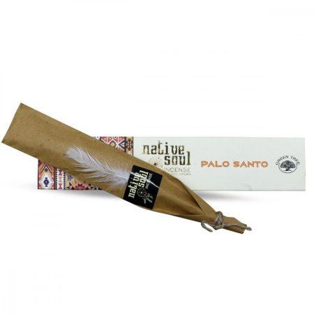 Green Tree-Native Soul- Palo Santo  Masala Füstölő