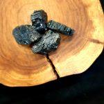 Fekete Turmalin nyers kisebb
