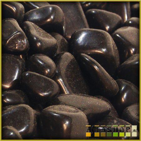 fekete achát - marokkő
