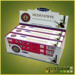 Satya Meditation / Meditáció Indiai Masala Füstölő