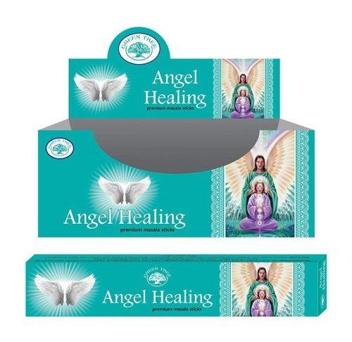 Green Tree-Angel Healing-Angyal Gyógyítás Masala Füstölő