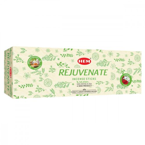 Hem Rejuvenate Aromatherapy indiai füstölő/Hem Megújító