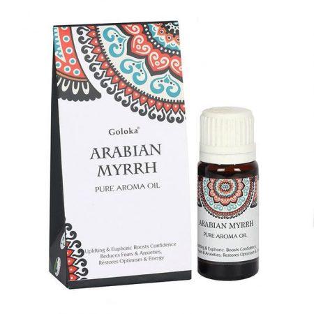 Goloka Myrrh-Mirha aromaolaj