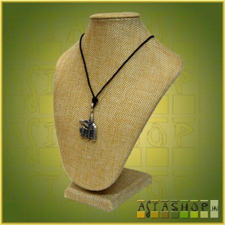 Egyiptomi Amulett - Anubisz