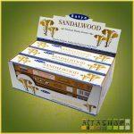 Satya Sandalwood / Sandalwood Indiai Masala Füstölő