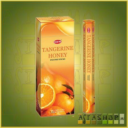 HEM Tangerine Honey/HEM Mandarin Méz illatú indiai füstölő