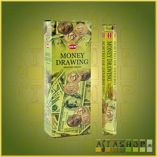 HEM Money Drawing/HEM Pénztvonzó indiai füstölő