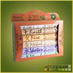 Indiai Füstölő Ajándékcsomag - Tulasi Feng Shui füstölő szett