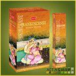 HEM Frankincense/HEM Tömjén illatú indiai maszala füstölő