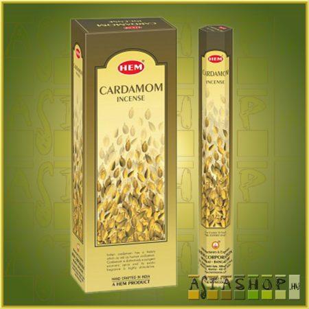 HEM Cardamom/HEM Kardamom illatú indiai füstölő