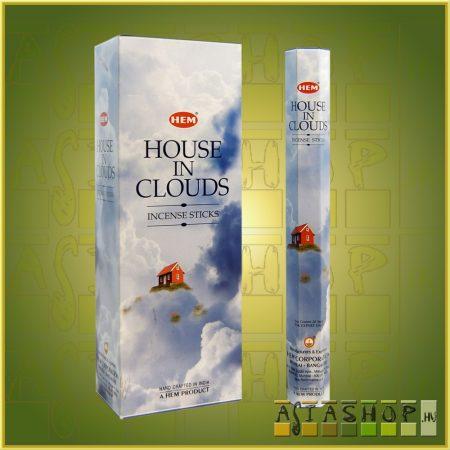 HEM House In Clouds/HEM Ház a Felhők Felett indiai füstölő