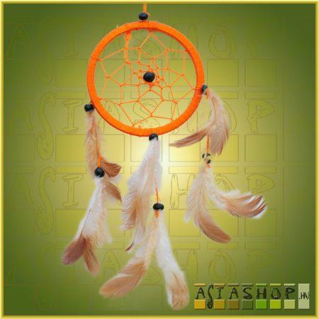 Álomcsapda (álomfogó) narancssárga 9cm