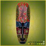 Maszk Aboriginal Széles L
