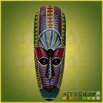 Maszk Aboriginal Széles M