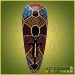 Maszk Aboriginal Széles O