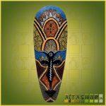 Maszk Aboriginal Széles T
