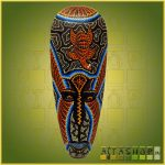 Maszk Aboriginal Széles U