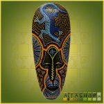 Maszk Aboriginal Széles V