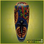 Maszk Aboriginal Széles Y